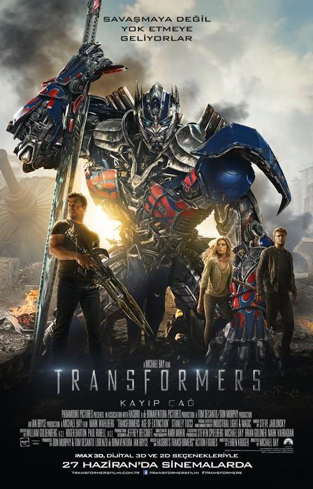 Transformers 4 Film indir