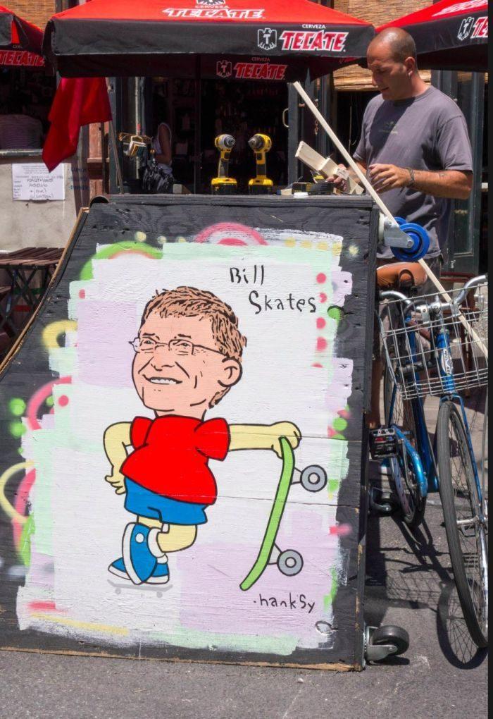Street Art - sztuka ulicy #7 8