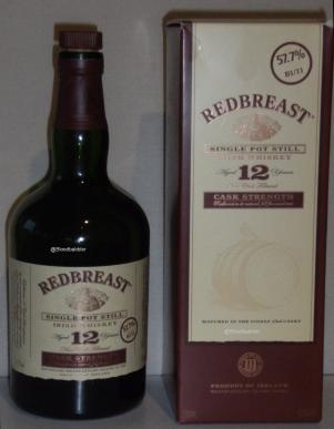 Redbreast 12 'Cask Strenght' Flasche