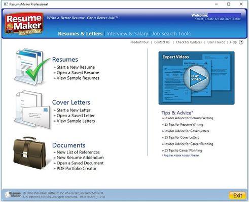 download ResumeMaker.Professional.Deluxe.20.1.0.115