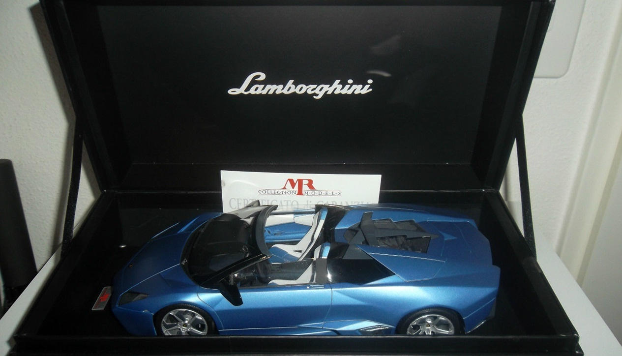 Alfa 8c Lamborghini Reventon Roadster By Mr For Sale Diecast