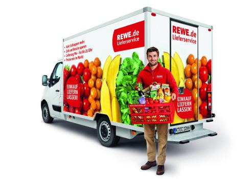 REWE Lieferservice: 20€ Rabatt Gutschein bei nur 40€ MBW und versandkostenfreie Lieferung!