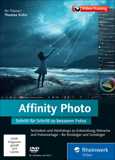 Rheinwerk Affinity Photo German-RESTORE