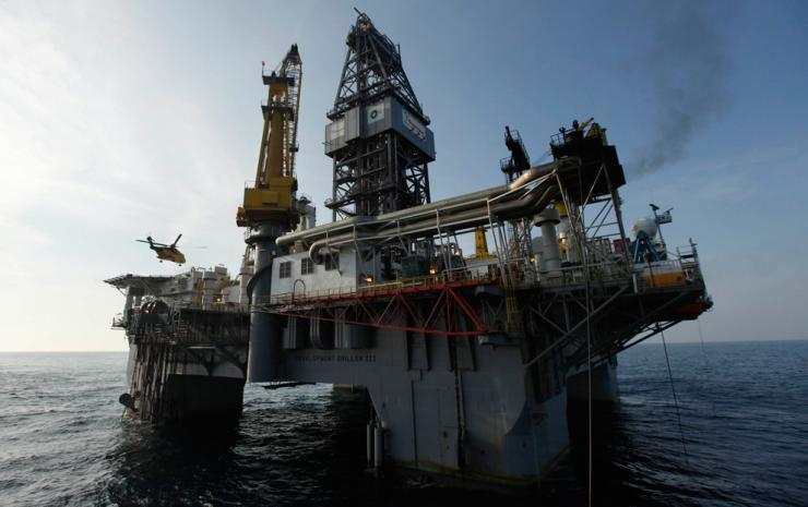 Walka z wyciekiem ropy 11