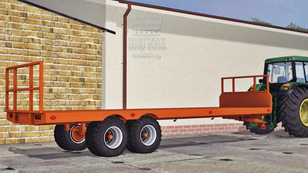 Richard Western bale trailer v1.0