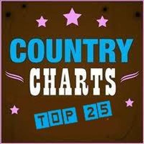 US Billboard Country Charts Top 25 03.06.2017