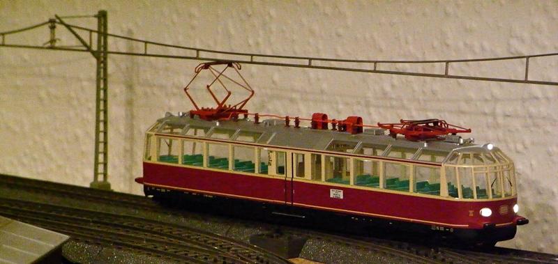 """Triebwagen BR 491 DB """"Gläserner Zug"""" (MÄRKLIN Art.Nr.37580) Rimg02362.8txuet"""
