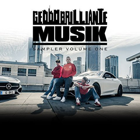 Cover: Real Jay, Criz & King Keil - Geddobrilliante Musik Sampler Volume One (2017)
