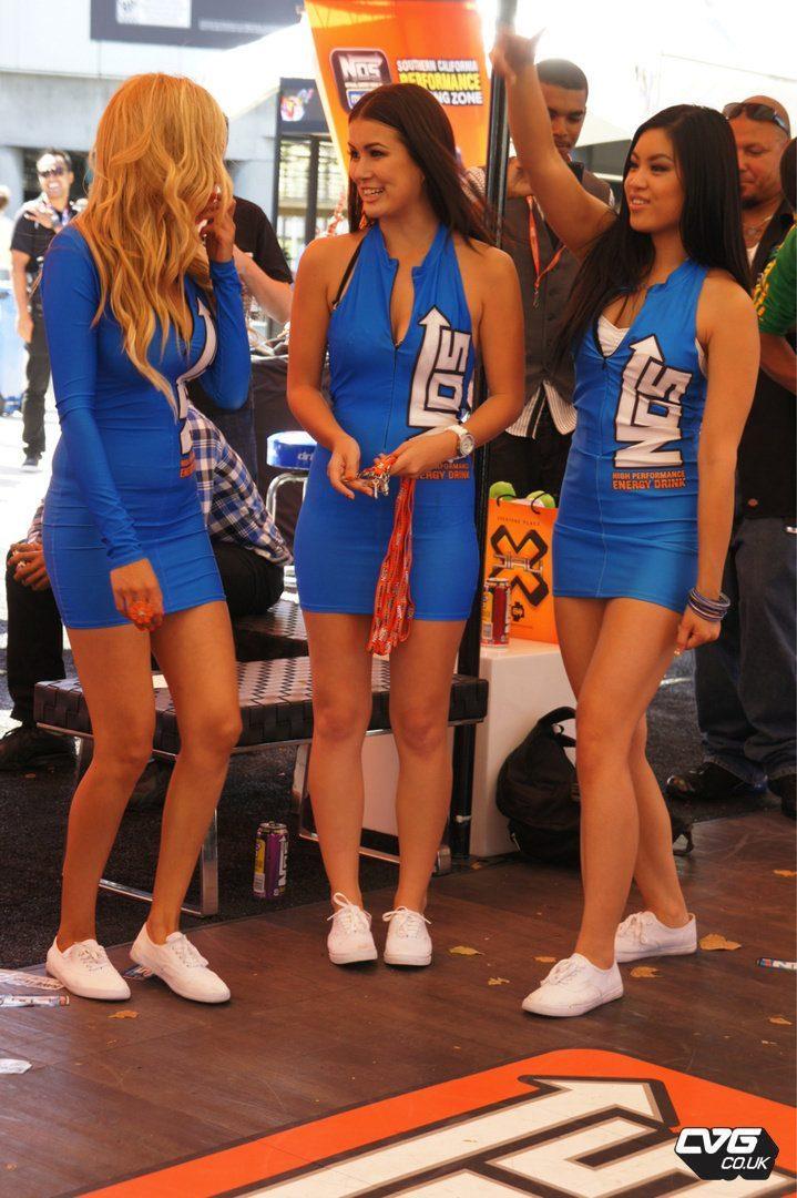 Dziewczyny z Targów E3 2012 56