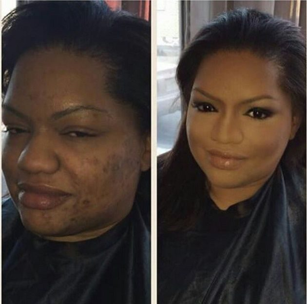 Potęga makijażu 21