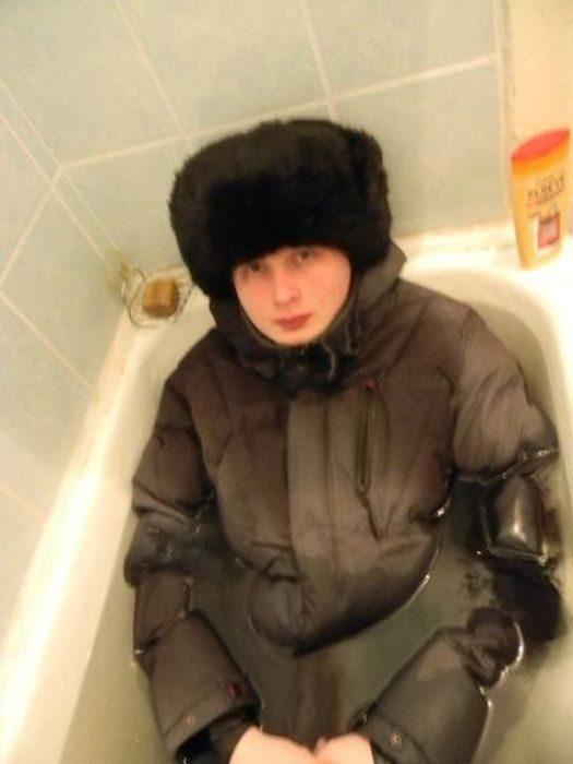 Najdziwniejsze zdjęcia z rosyjskich portali społecznościowych #2 1