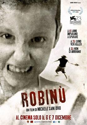 Robinù (2017) HDTV 720P ITA AC3 x264 mkv