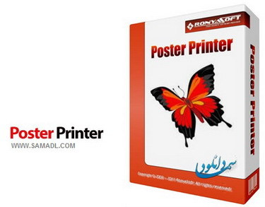 : RonyaSoft Poster Printer 3.2.14 Portable Multilanguage inkl.German