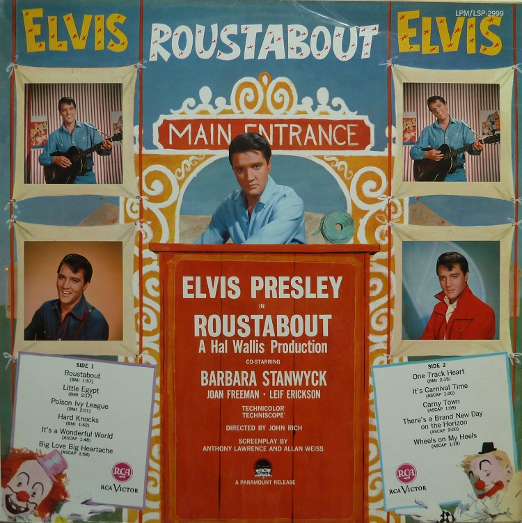 ROUSTABOUT Roustabout70rckseitegtjuo