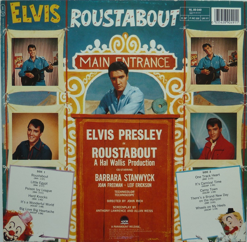 ROUSTABOUT Roustabout83rckseite7djmp