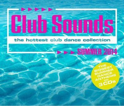 VA - Club Sounds - Summer 2014 [3CD] (2014) .mp3 - V0