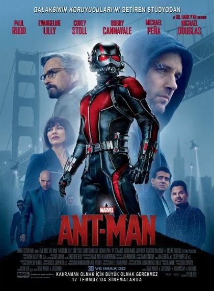 Karınca Adam – Ant-Man 2015 WEB-DL XviD Türkçe Dublaj – Tek Link