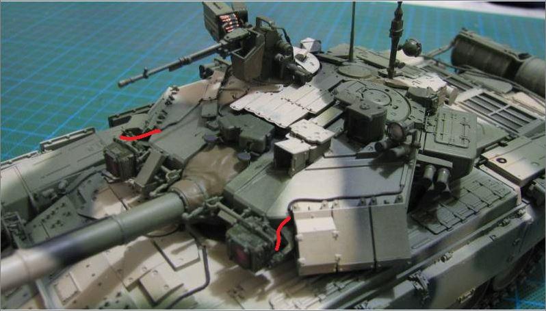 T-90 Russian Heavy Tank[ZVEZDA 1:35] Rrrrrrrgbuwc