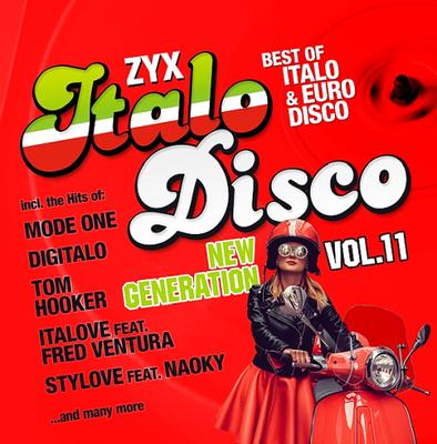 ZYX Italo Disco New Generation Vol. 11 (2017) .mp3 - 320 Kbps