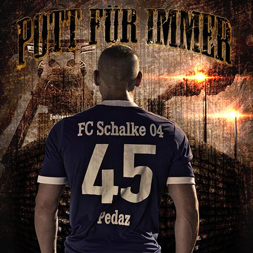 Cover: Pedaz - Pott für immer (2012)