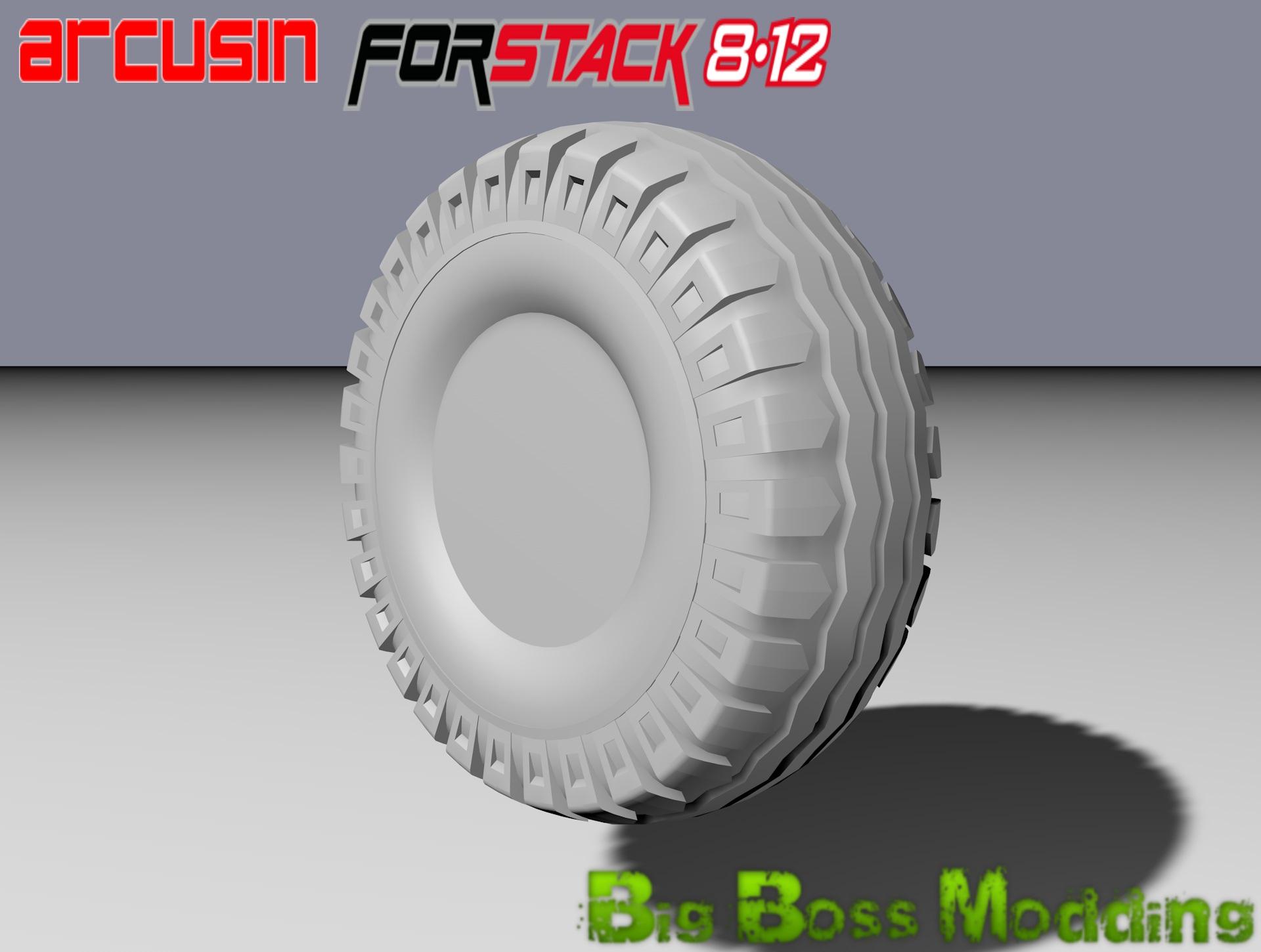[T.E.P.] Arcusin ForStack 8-12 [Actualizado 30-5-2014] Rueda5verd