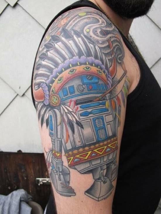 Odważne tatuaże #6 38