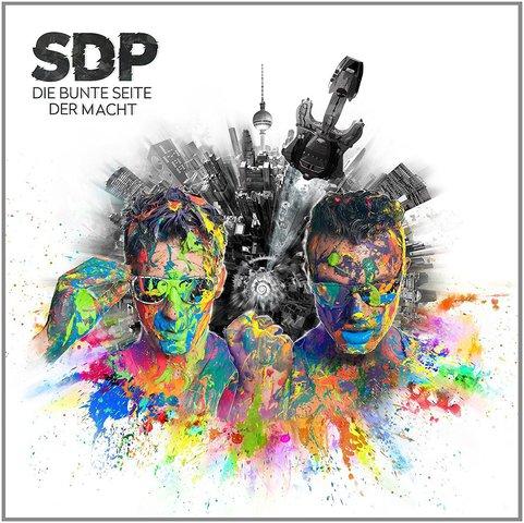 Cover: SDP - Die bunte Seite der Macht (2017)