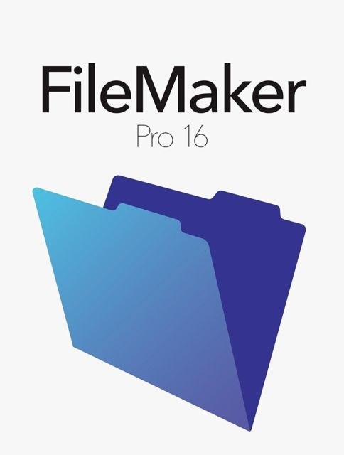 FileMaker Pro. 16 Advanced v16.0.1.162