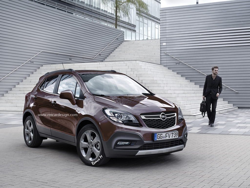 facelift opel mokka bzw neue modellversion mokka x seite 11 allgemeine themen opel mokka. Black Bedroom Furniture Sets. Home Design Ideas