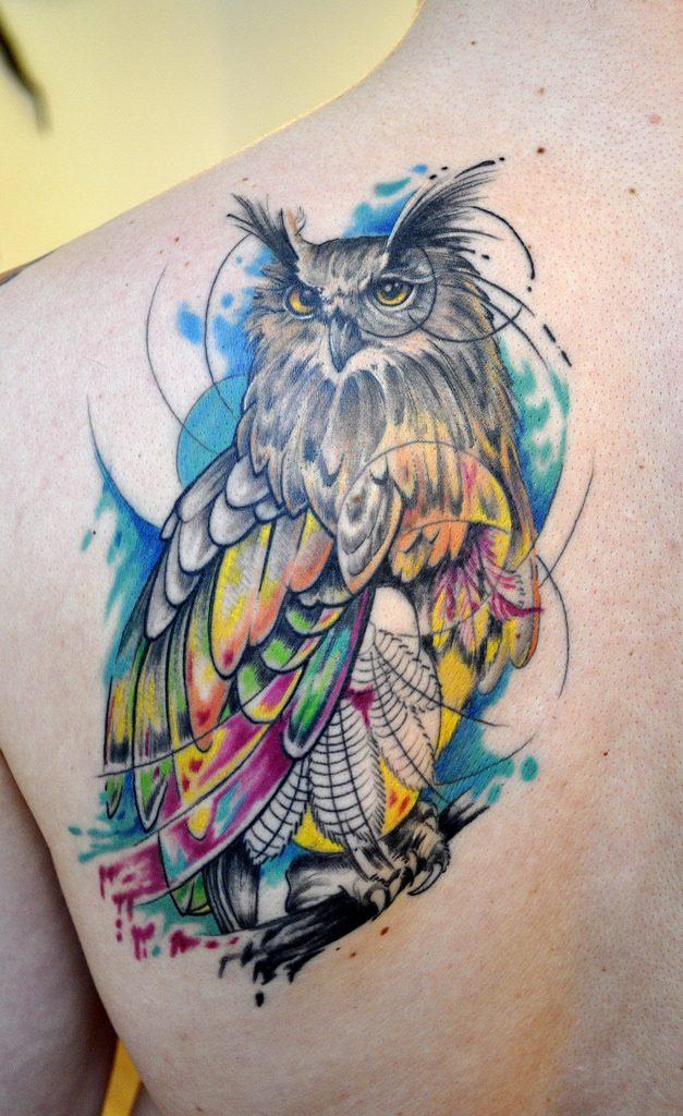 Świetne tatuaże #4 22