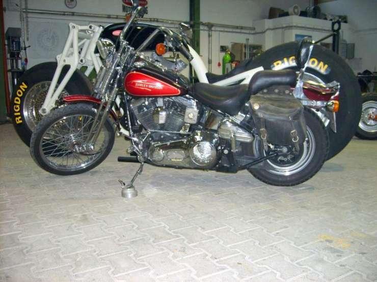 Gunbus - największy motocykl świata 6