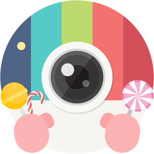 [Android] Candy Camera - Selfie Selfies (Ad-Free) v2.76 .apk
