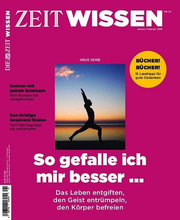 Die Zeit Wissen Magazin Januar-Februar No 01 2019