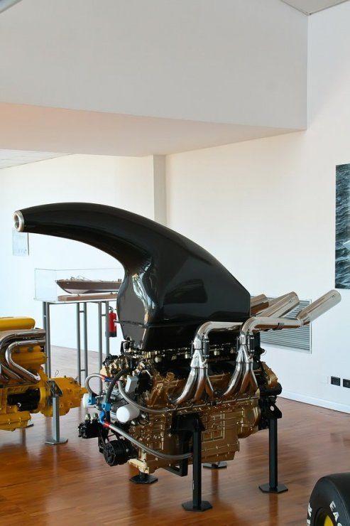 Muzeum Lamborghini 58