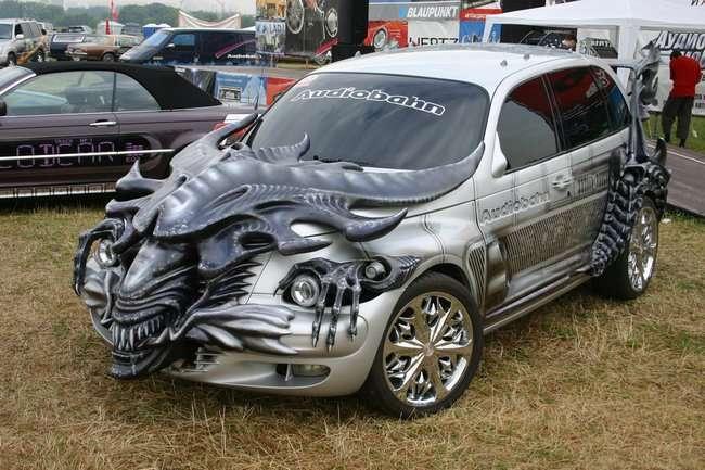 Alien Car 3