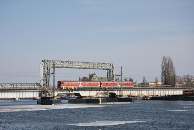 SA110 Szczecin Oderbrücke