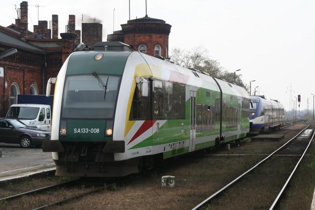 SA133-008 Kostrzyn