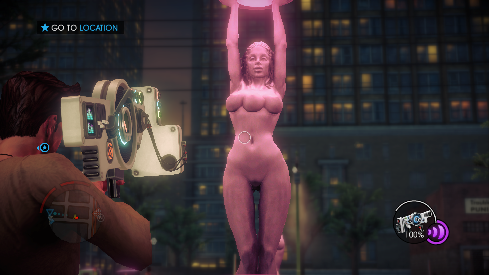 Saints row naked sex hardcore picture