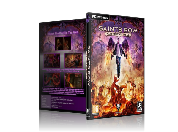 Re: Saints Row: Gat out of Hell (2015)