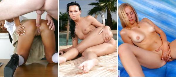 La fille rousse des lesbiennes - (une JEUNE DÉFORMATION STEFANO NATIONMICHAEL)