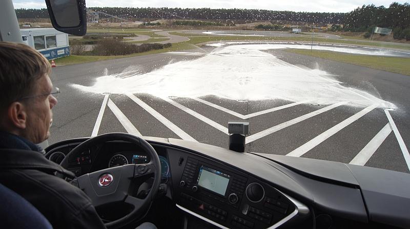 Test Fahrsicherheitszentrum Bild01
