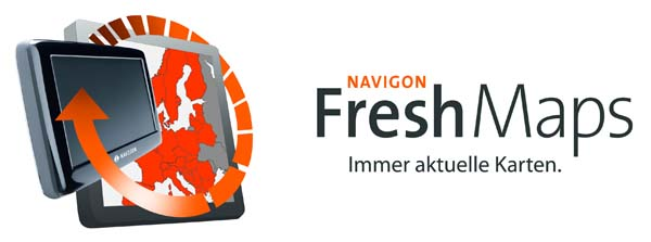 Navigon MobileNavigator – FreshMaps Europe Q1/2018
