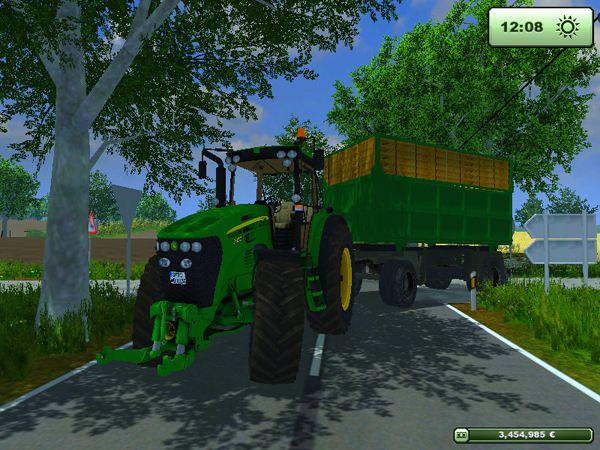 SCANIA Dreschemel v 1.1