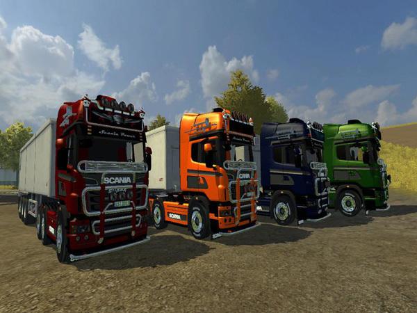 Scania R 560 v1.0