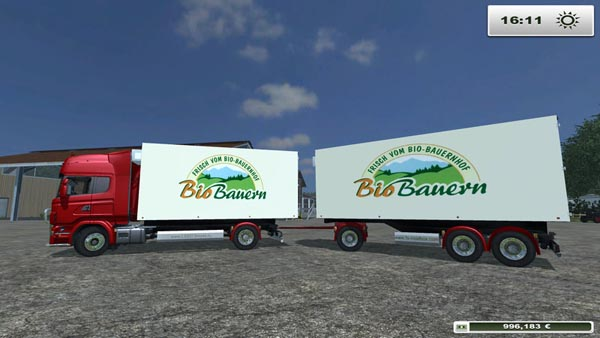 Scania R730 with cooling structure v 1.51 [MP]