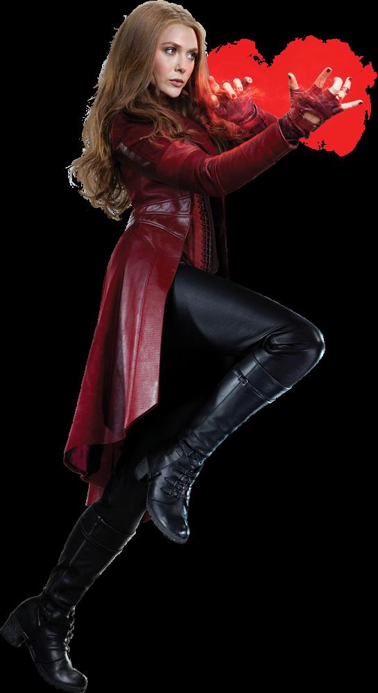 Elizabeth Olsen Scarlet Witch (Red Witch) Png Photos-Kızıl ...