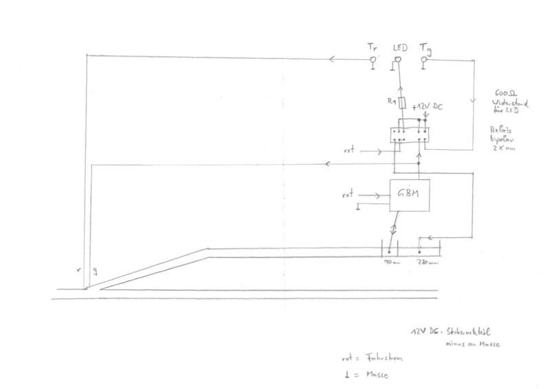 Schattenbahnhofsteuerung analog bauen auf digitalem System - Stummis ...