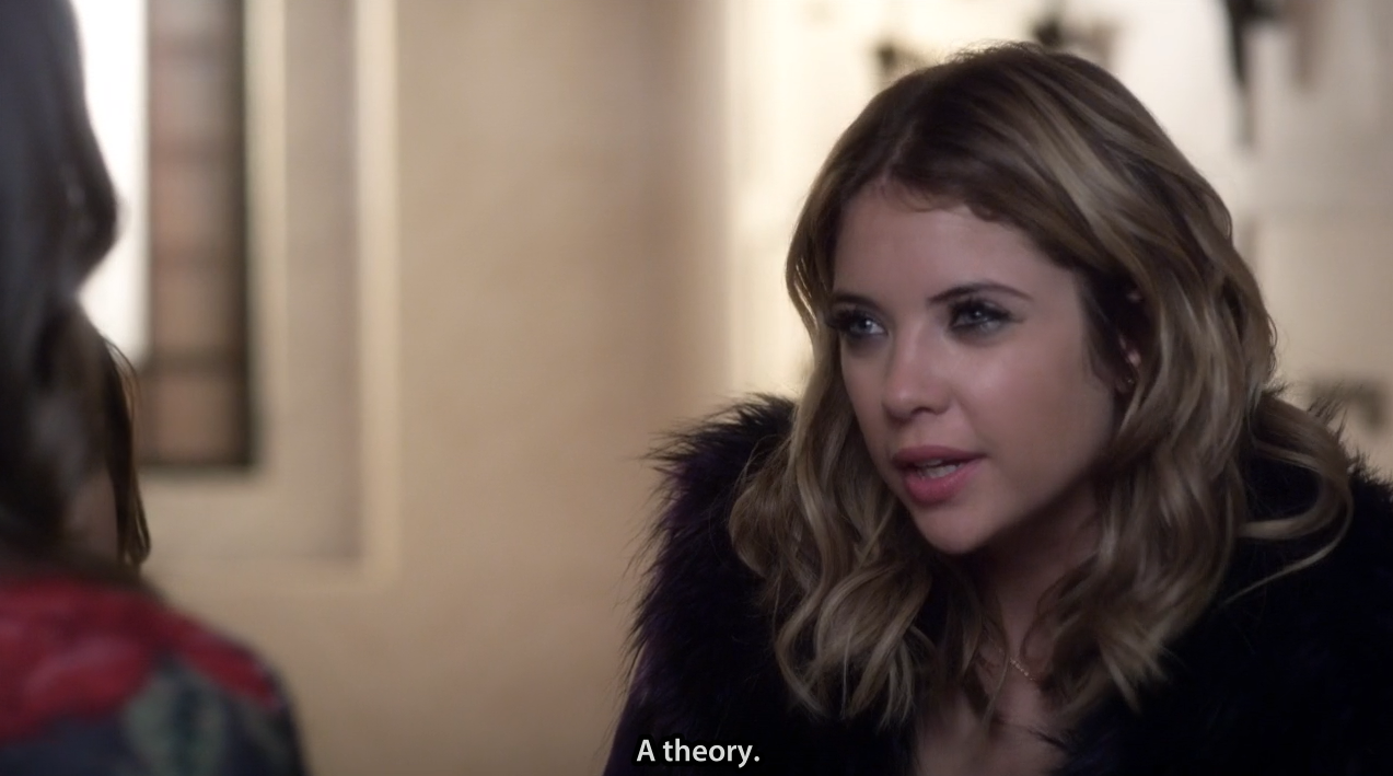 whos dating on pretty little liars For six seasons of pretty little liars, alison dilaurentis laid in the casket in the show's opening credits, but now, someone else is taking her place in the grave.