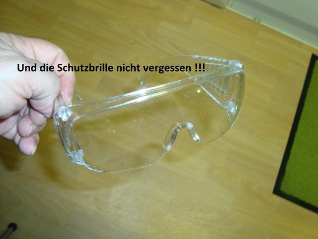 NORDSTRAND Baubericht - Seite 2 Schutzbrille...urime