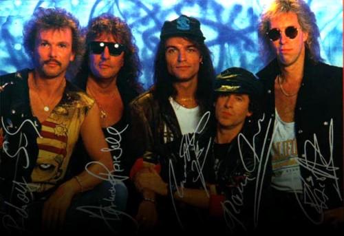 Scorpions-Studio Albums